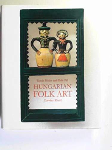 9789631350494: Hungarian folk art