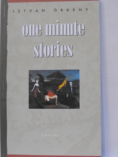 9789631351095: One Minute Stories