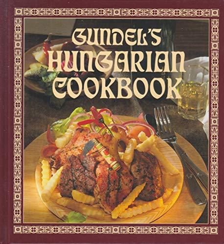 Gundel's Hungarian Cookbook