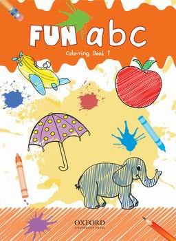9789631380804: Fun ABC Book 1