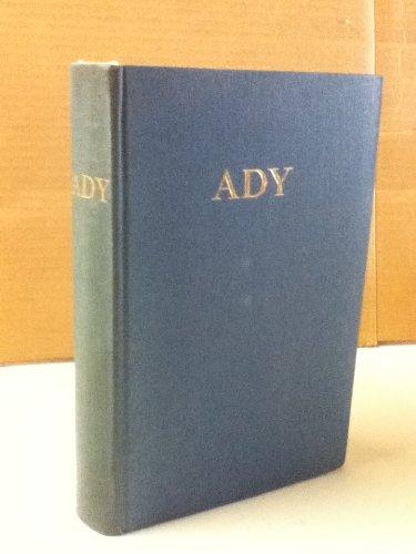 9789631509298: Ady Endre összes versei (Hungarian Edition)
