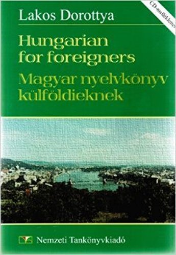 9789631921953: Hungarian for Foreigners