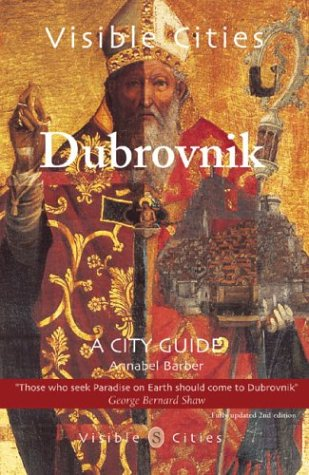 9789632129877: Visible Cities Dubrovnik: A City Guide (Visible Cities Guidebook series)