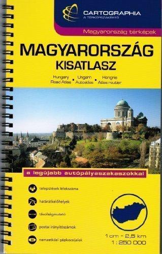9789633526569: Hungary, Road Atlas (Country Atlas)