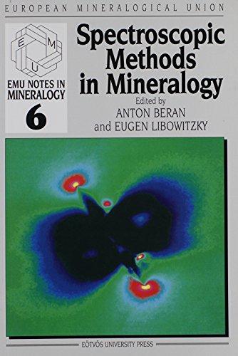 9789634636625: Spectroscopic Methods in Mineralogy (European Mineralogical Union Notes in Mineralogy)