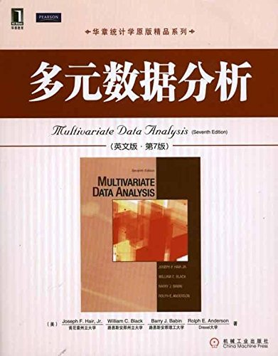 9789636587451: Multivariate Data Analysis (7th Edition)