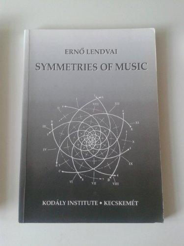 9789637295102: Symmetries of Music: An Introduction to the Semantics of Music