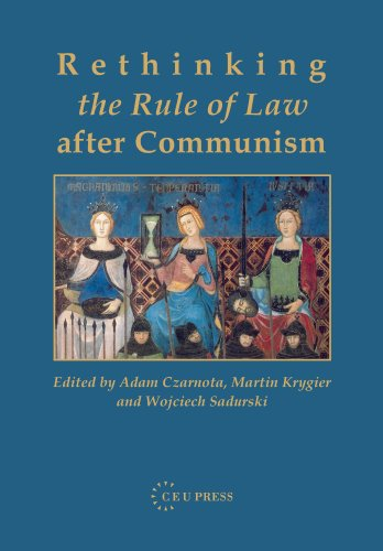 9789637326226: Rethinking the Rule of Law After Communism