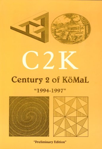 9789638051820: C2K: Century 2 of KoMal (Preliminary Edition)