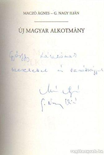 9789638270115: Új magyar alkotmány (Hungarian Edition)