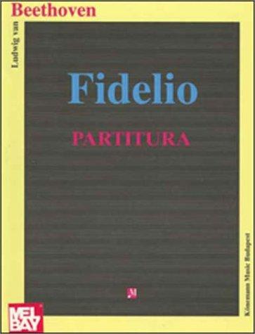 9789638303073: Beethoven: Fidelio Partitura