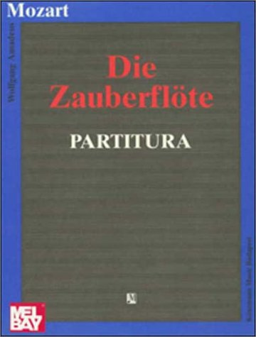 9789638303080: Die Zauberflote: Partitura (German Edition)