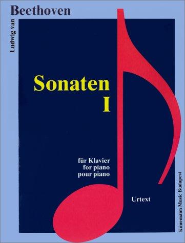 9789638303202: Beethoven  sonaten I   220 s (Music Scores)