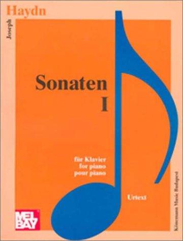 Sonata I (Music Scores) (9638303344) by Haydn, Joseph