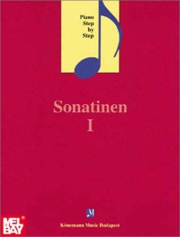 9789638303448: SONATINEN I (Music Scores)