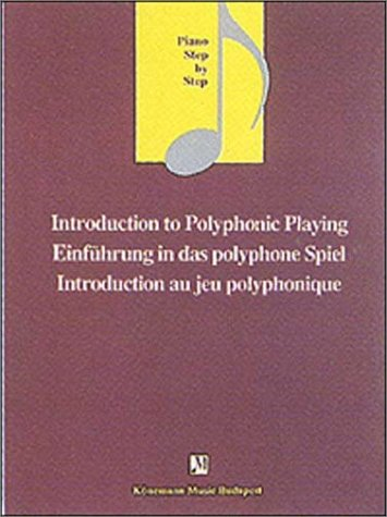 9789638303462: Introduction Into Polyphonic Works (Music Scores)