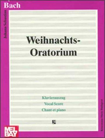 9789638303677: Bach: Christmas Oratorium