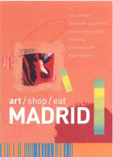 9789638672704: art/shop/eat Madrid