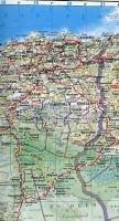 9789638703002: Algeria Road Map (English and French Edition) gizi
