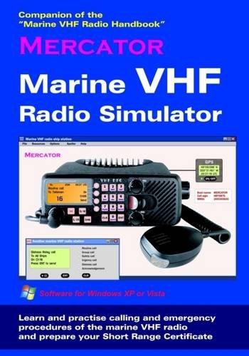 9789638794925: Marine VHF Radio Simulator