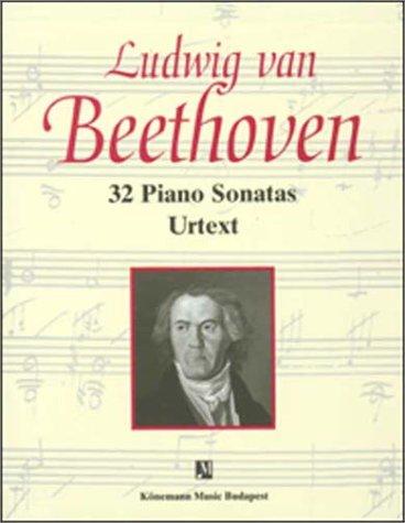 Beethoven: Sonata (3 Volumes) (Music Scores)