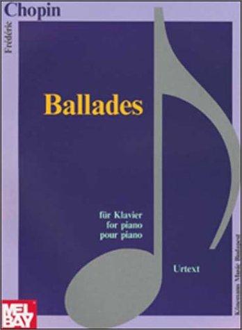 9789639059436: Chopin: Ballades