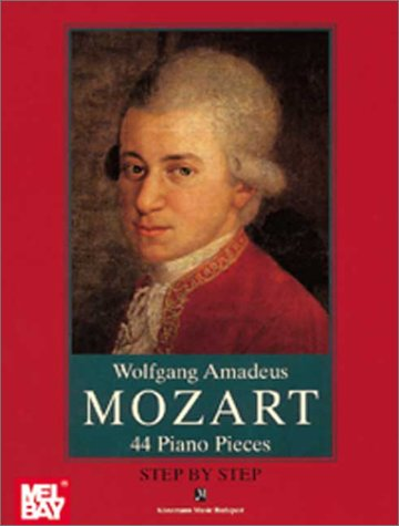 9789639059528: Step by Step-Mozart (Music Scores)