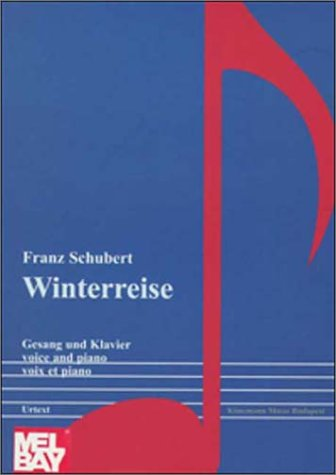 9789639059993: Schubert: Winterreise (Music Scores)