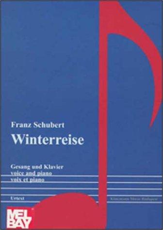 9789639059993: Schubert: Winterreise (Music Scores)