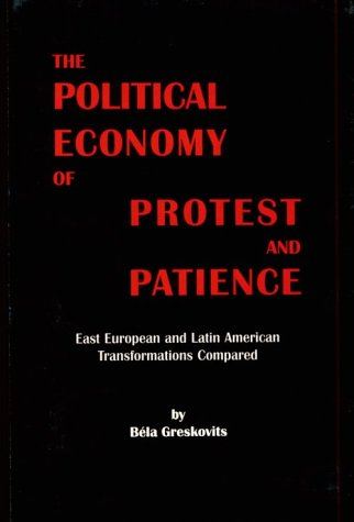 9789639116146: Political Economy of Protest and Patience