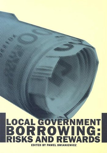 9789639419513: Local Government Borrowing: Risks and Rewards