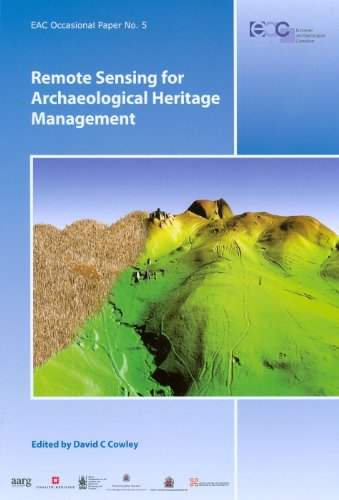 9789639911208: Remote Sensing for Archaeological Heritage Management (EAC Occasional Paper No. 5)