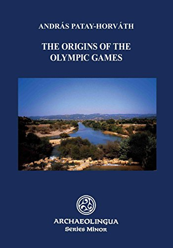 9789639911727: The Origins of the Olympic Games