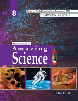 9789641232940: Amazing Science Book 8