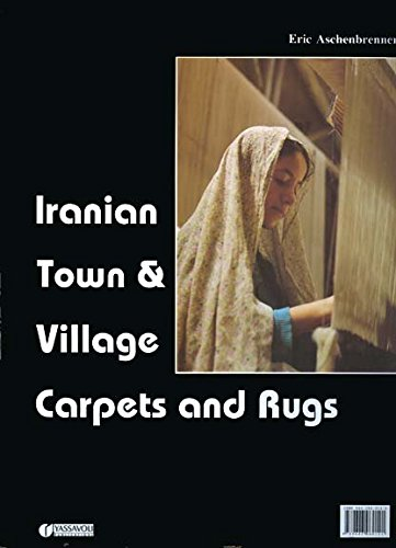 Iranian Town & Village Carpets and Rugs