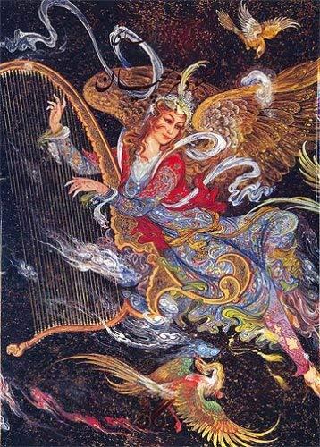 Barguzidah-yi asar-i naqqashiy-i Mahmud Farshchiyan. Mahmoud Farshchian