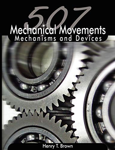 9789650060213: 507 Mechanical Movements: Mechanisms and Devices