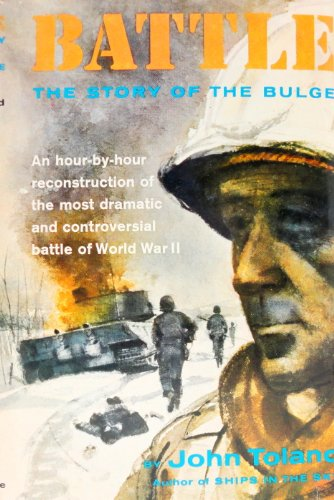 9789650503444: Battle: The Story of the Bulge