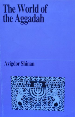 9789650504977: The World of the Aggadah (Jewish Thought)