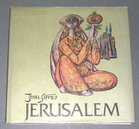Jossi Stern's Jerusalem: Foster, Dave
