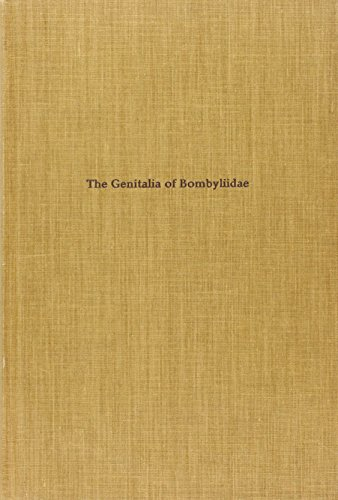 9789652080516: The Genitalia of Bombyliidae (Diptera) (Publications of the Israel Academy of Sciences and Humanitie)
