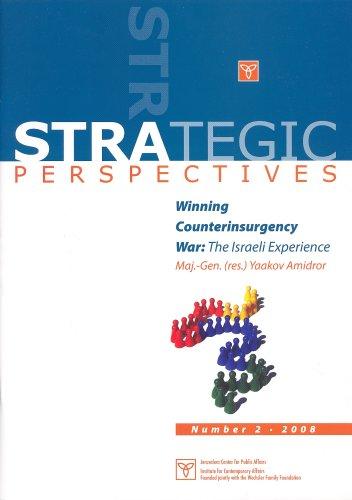9789652180629: Winning Counterinsurgency War: The Israeli Experience