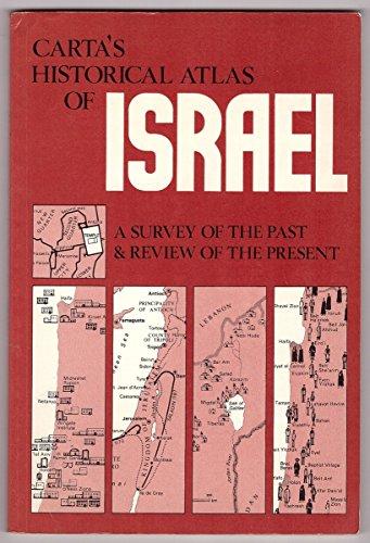 Carta's Historical atlas of Israel: A survey: Moshe Aumann, Carta