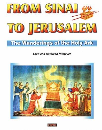 9789652204349: From Sinai to Jerusalem
