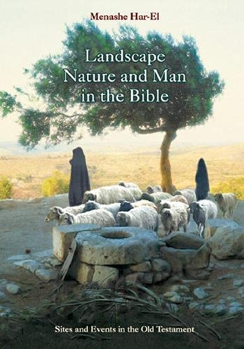 9789652205018: Landscape, Nature and Man in the Bible