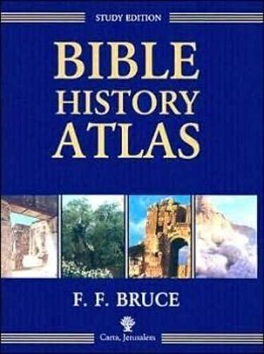 9789652205544: Bible History Atlas