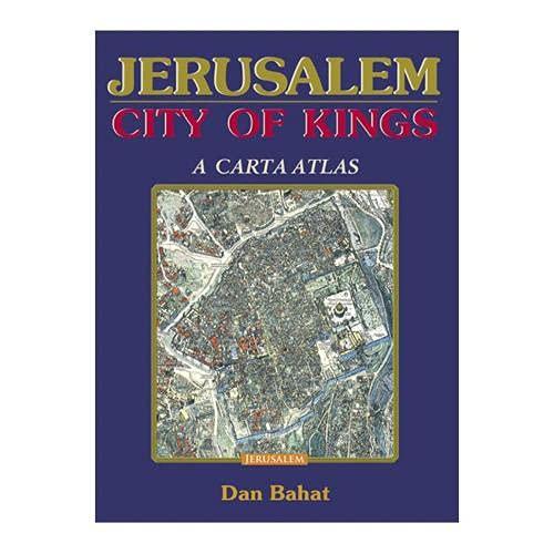 9789652207937: Jerusalem: City of Kings
