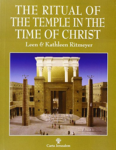 9789652208620: The Ritual of the Temple in the Time of Christ