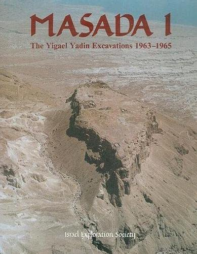 9789652210104: Masada I: The Yigael Yadin Excavations 1963-1965 Final Reports