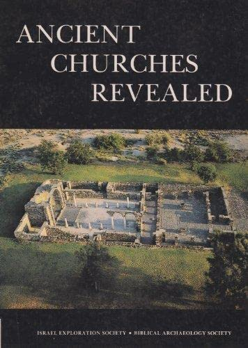 9789652210166: Ancient Churches Revealed